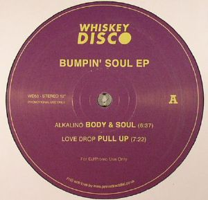 ALKALINO/LOVE DROP/TERRENCE PEARCE/ALEX ZUIEV - Bumpin' Soul EP
