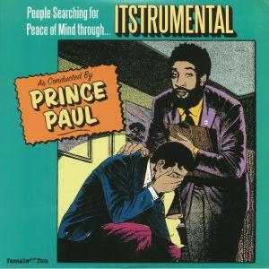 PRINCE PAUL - Itstrumental (reissue)