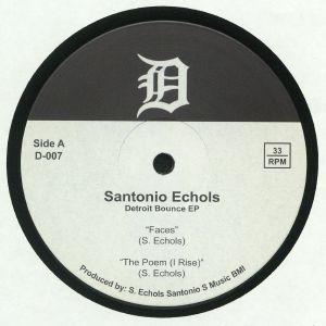 ECHOLS, Santonio - Detroit Bounce