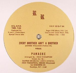 PANACHE - Every Brother Ain't A Brother (reissue)