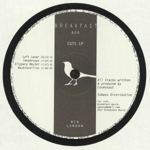 COSMONAUT - Cuts EP