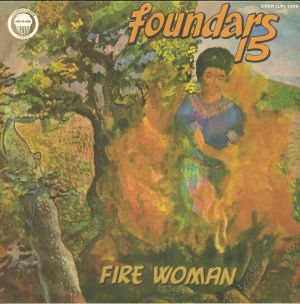 FOUNDARS 15 - Fire Woman