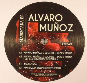 MUNOZ, Alvaro/EDOMITE - Mariscada EP