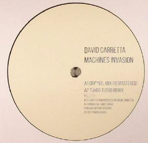 CARRETTA, David - Machines Invasion