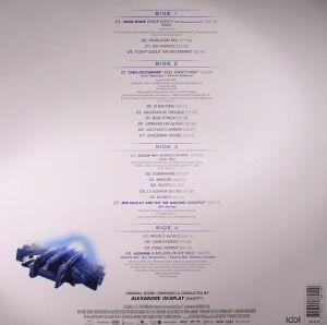 DESPLAT, Alexandre/VARIOUS - Valerian & The City Of A Thousand Planets (Soundtrack)