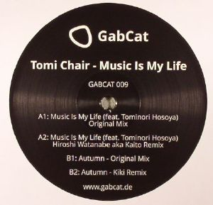 CHAIR, Tomi - Music Is My Life