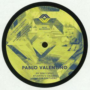 VALENTINO, Pablo - My Son's Smile EP