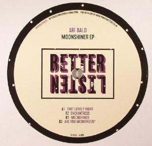 ARI BALD - Moonshiner EP