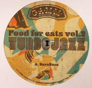 TURBOJAZZ - Food For Cats Vol 2