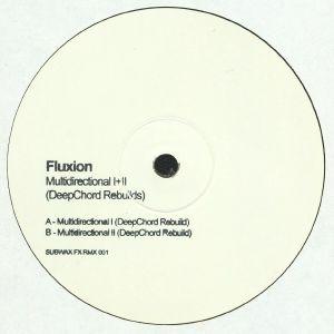 FLUXION - Multidirectional I & II: Deep Chord Rebuilds