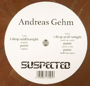 GEHM, Andreas - Panic
