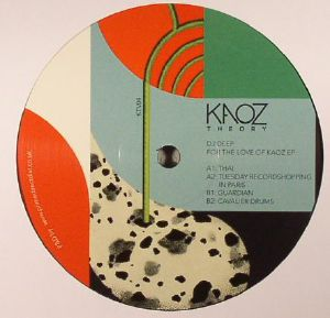 DJ DEEP - For The Love Of Kaoz EP