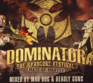 MAZE OF MARTYR - Dominator 2017: The Hardcore Festival