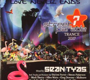 TYAS, Sean/VARIOUS - Street Parade Trance 2017