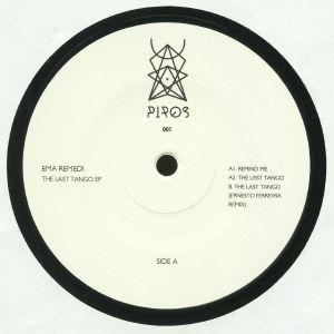 REMEDI, Ema - The Last Tango EP