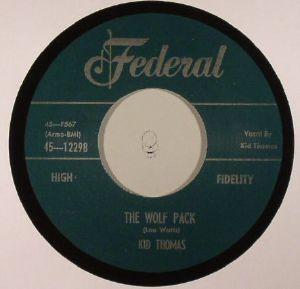 KID THOMAS - Wolf Pack