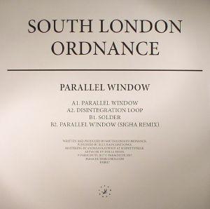 SOUTH LONDON ORDNANCE - Parallel Window