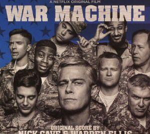 CAVE, Nick/WARREN ELLIS - War Machine (Soundtrack)