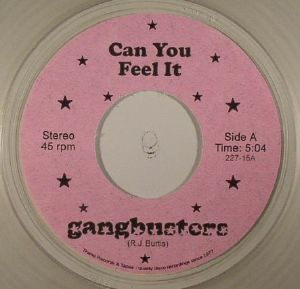 GANGBUSTERS - Can You Feel It