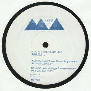 FATIK - Morgan Avenue Edits No 3