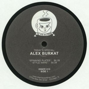 BURKAT, Alex - Last Days Of Flatbush EP