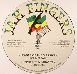 BROWN, Barry/LION MELODY - Leader Of The Massive
