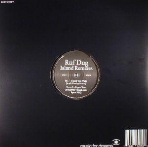 RUF DUG - Island Remixes 2