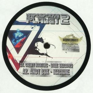 CHEWY MARTINS/ANDY BSK/DJ GUMJA/RECYCLE BOT - Hardgroove Planet 2