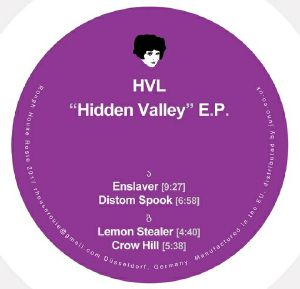 HVL - Hidden Valley EP
