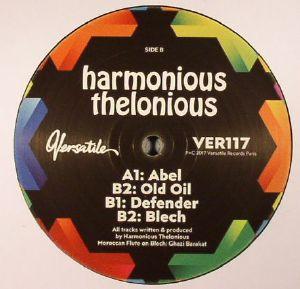 HARMONIOUS THELONIOUS - Abel