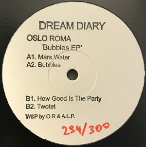 ROMA, Oslo - Bubbles EP