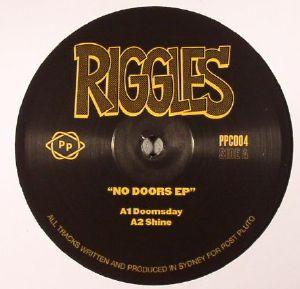 RIGGLES - No Doors EP