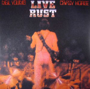 YOUNG, Neil/CRAZY HORSE - Live Rust (reissue)