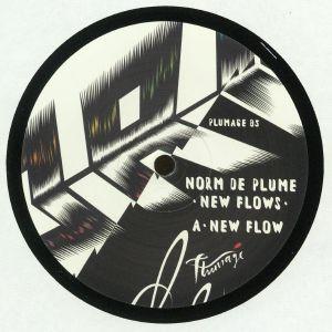 NORM DE PLUME - New Flows