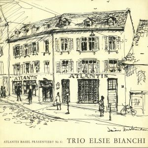 ELSIE BIANCHI TRIO - At Seiler's Atlantis