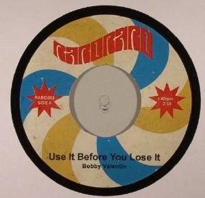 VALENTIN, Bobby/MONGO SANTAMARIA - Use It Before You Lose It