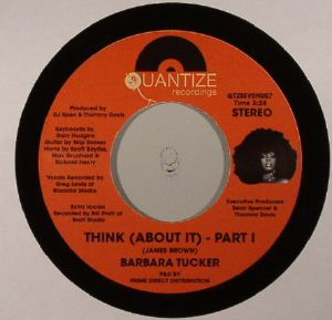 TUCKER, Barbara - Think (About It)