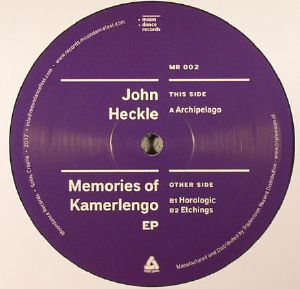 HECKLE, John - Memories Of Kamerlengo EP