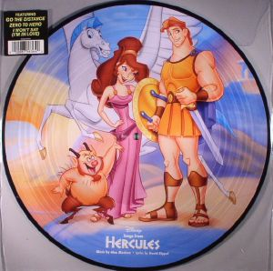 VARIOUS - Songs From Hercules (Soundtrack)