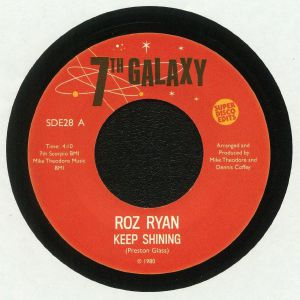 RYAN, Roz - Keep Shining