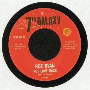 RYAN, Roz - Keep Shining