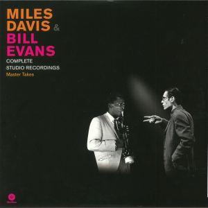DAVIS, Miles/BILL EVANS - Complete Studio Recordings: Master Takes