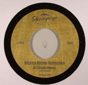 RHYTHM RHYME REVOLUTION - Dirtystankinmoney