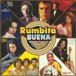 VARIOUS - Rumbita Buena: Rumba Funk & Flamenco Pop From The 1970s Belter & Discophon Archives (reissue)