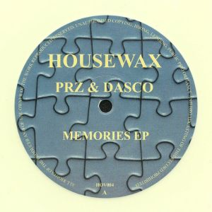 PRZ/DASCO - Memories EP