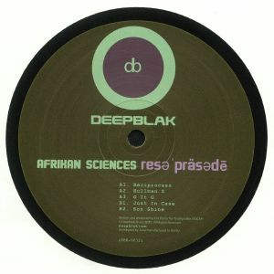 AFRIKAN SCIENCES - Reciprocity EP