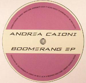 CAIONI, Andrea - Boomerang EP