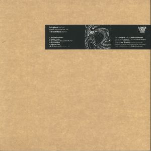 COLOPHON - Pattern Formation EP