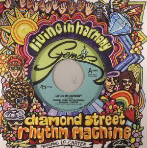 DIAMOND STREET RHYTHM MACHINE - Living In Harmony
