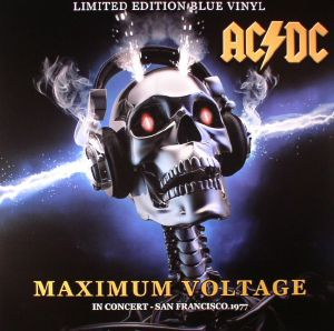 AC/DC - Maximum Voltage: In Concert San Francisco 1977